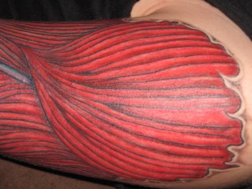 skin rip tattoo. skin-rip tattoo finally